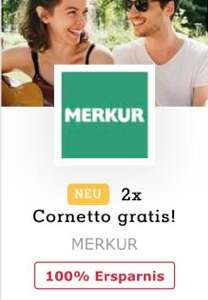 A1 Smile Gratis Cornetto's bei Merkur