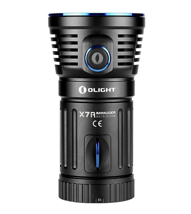 Olight X7R Marauder + I1R II EOS + Bandana