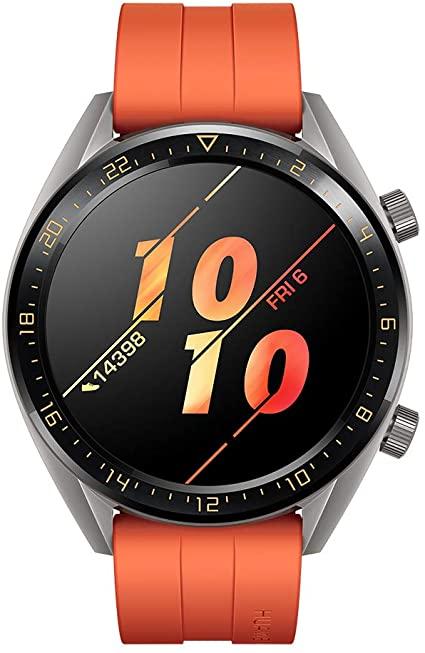 Huawei Watch GT Active Silikonarmband orange