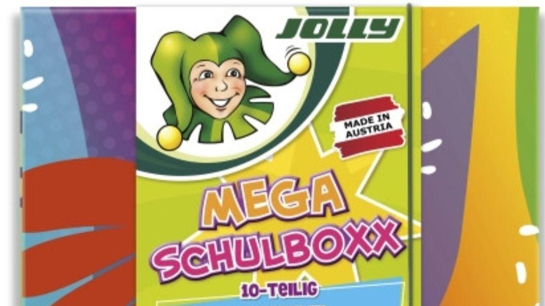 JOLLY 20% Rabatt MEGA SCHULBOXX