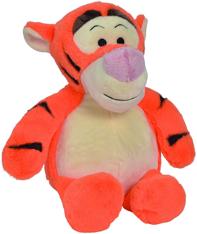 Simba 6315876947 Disney Winnie The Puuh Snuggletime, Tigger 30cm