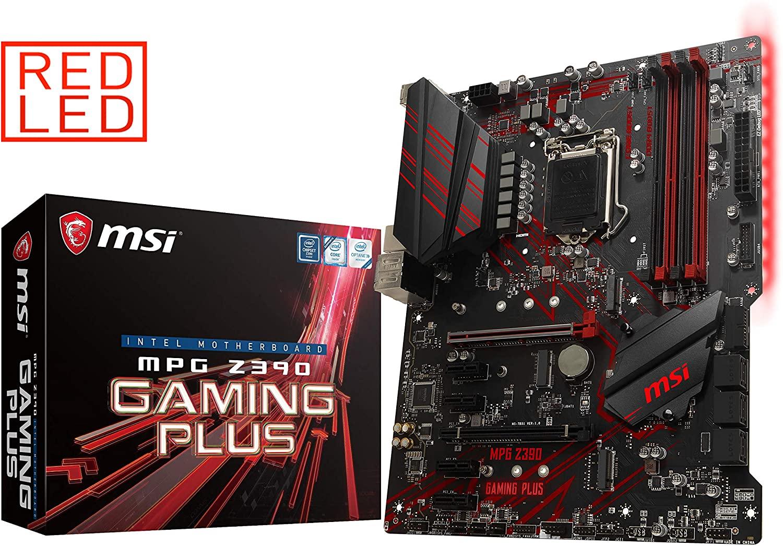 [Amazon] MSI MPG Z390 Gaming Plus Motherboard um 104,76€ statt (125,90€9
