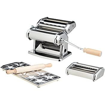 GSD Haushaltsgeräte 20 615 Pasta-Set Pastaia Italiana