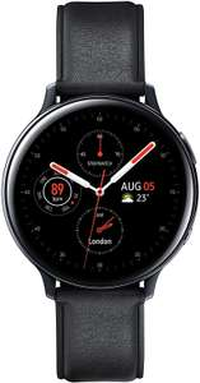 @Amazon Samsung Galaxy Watch Active 2 Stainless Steel 44 mm Explorer Edition (LTE) schwarz Bestpreis für 270,32€