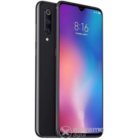 Xiaomi Mi 9 6/64GB Dual SIM Smartphone, schwarz (Android)
