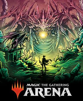 Magic the Gathering Arena (PC) diverse Codes für Karten und/ oder kosmetische Kartenstile