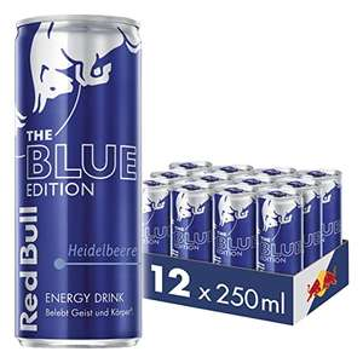 Red Bull Energy Drink Heidelbeere Blue Edition 12er im Spar-Abo (0,748€/Dose)