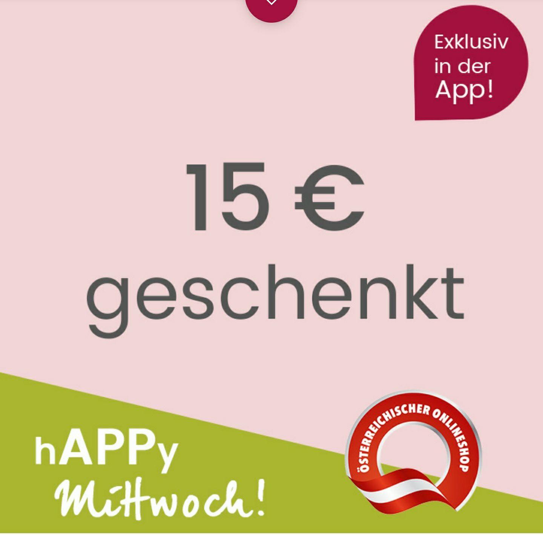 [Universal] 15€ ab 60€ MBW nur heute in der App