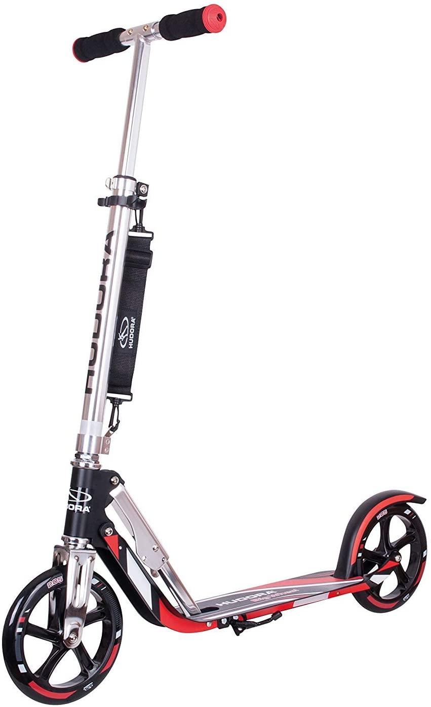 HUDORA BigWheel 205 - klappbar-City-Scooter mit RX Pro Technologie