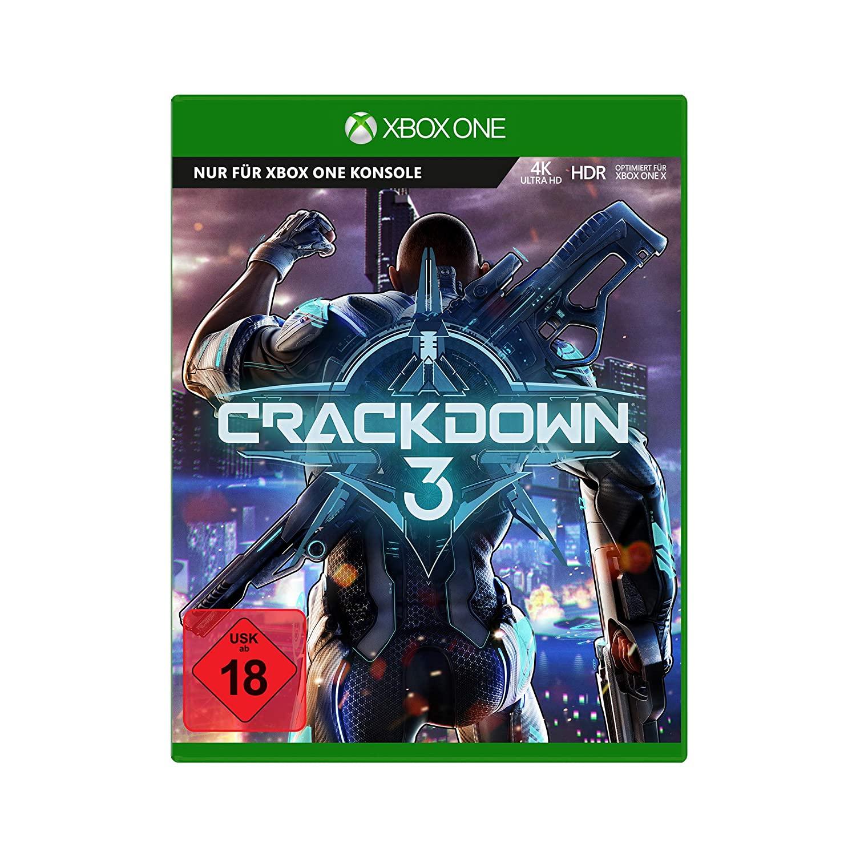 CRACKDOWN 3 (XBOX ONE) im Media Markt - Online nicht verfügbar