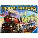 Ravensburger Trans Europa + Trans Amerika Brettspiel
