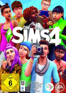 (PC/Mac) The Sims 4 - Standard Edition