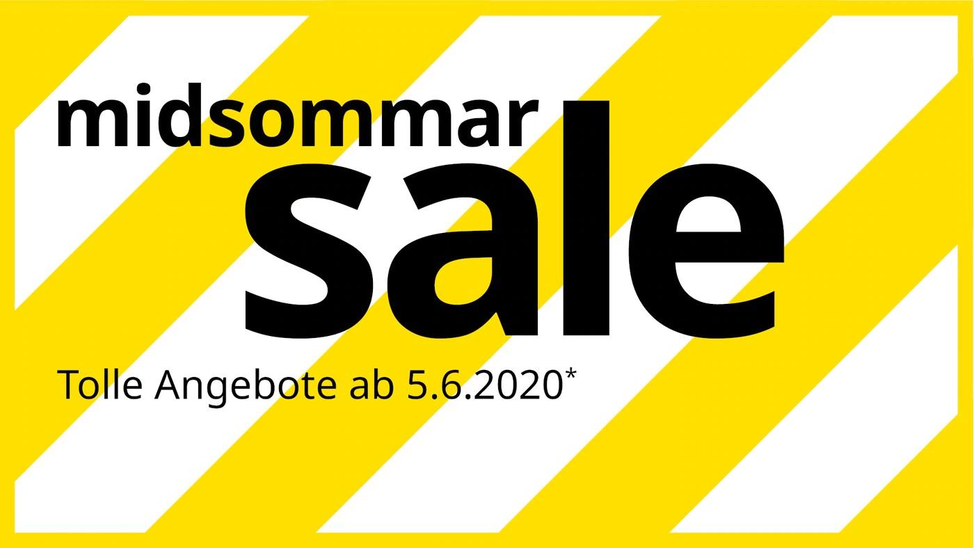 (Ankündigung) IKEA Midsommer Sale - ab 5.6.2020