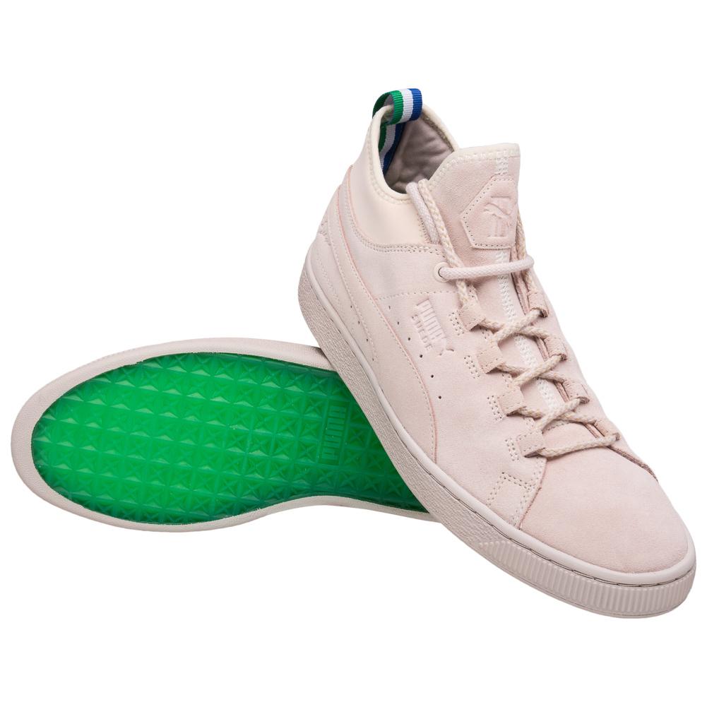 PUMA x Big Sean Suede Mid Sneaker Gr: 41 -46