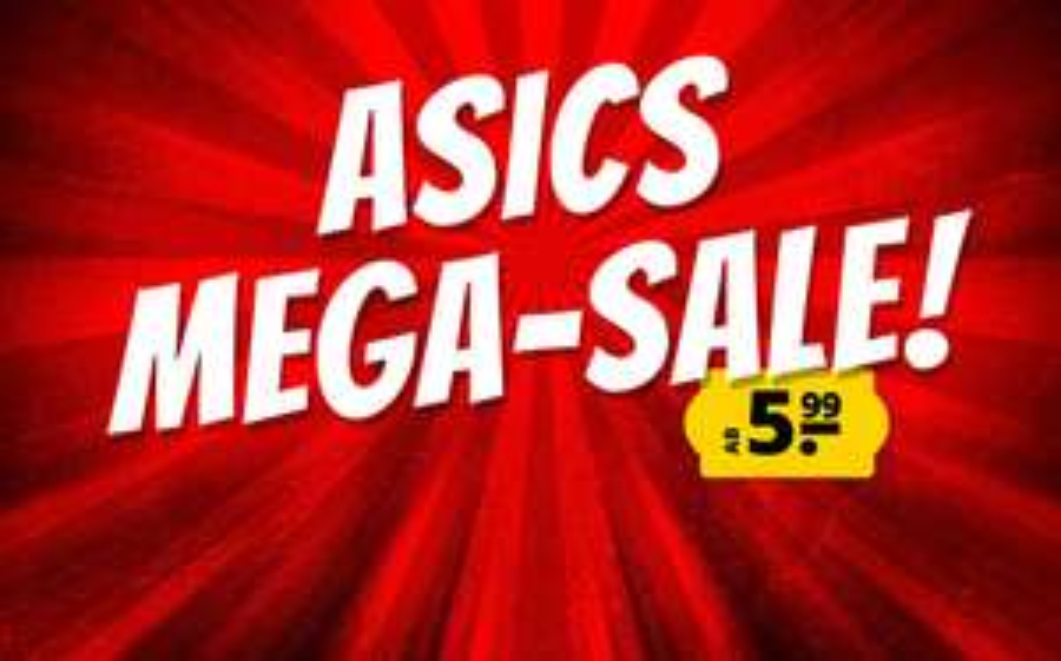 Asics Sale mit tollen Preisen