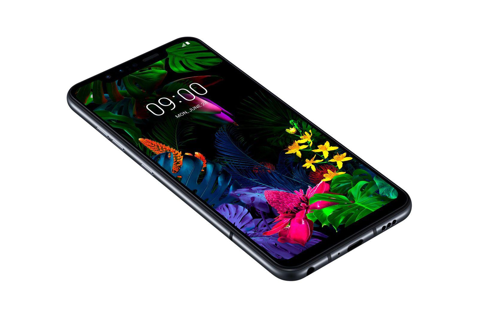 LG Electronics G8s ThinQ Dual-SIM