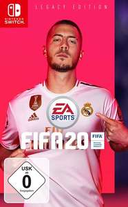 @Amazon FIFA 20 - Legacy Edition - [Nintendo Switch] Bestpreis für 18,14€