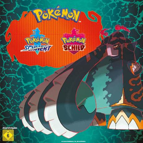 Gratis Pokemon-Code GIGADYNAMAX-PATINARAJA