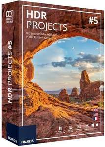 HDR Projects 5 (PC/Mac)