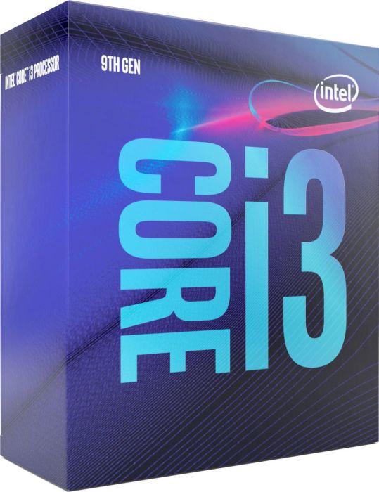Intel Core i3-9100 Prozessor 3,6 GHz Box 6 MB Smart Cache