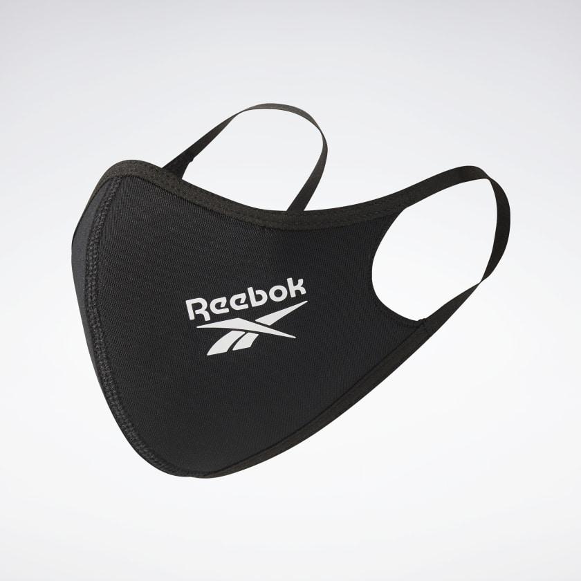 Mund-Nasen-Schutz von Reebok 3er Pack