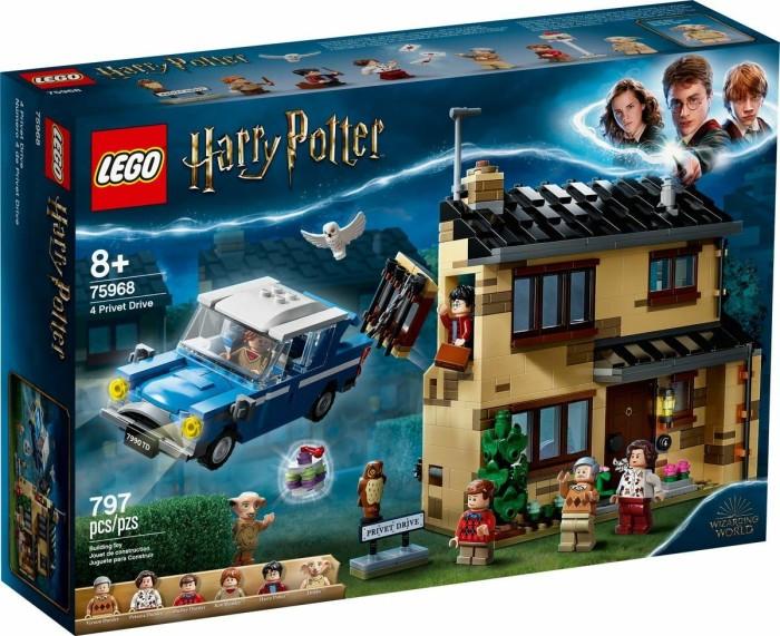 @Getgoods 75968 LEGO® HARRY POTTER™ Ligusterweg 4 Bestpreis für 49,40€