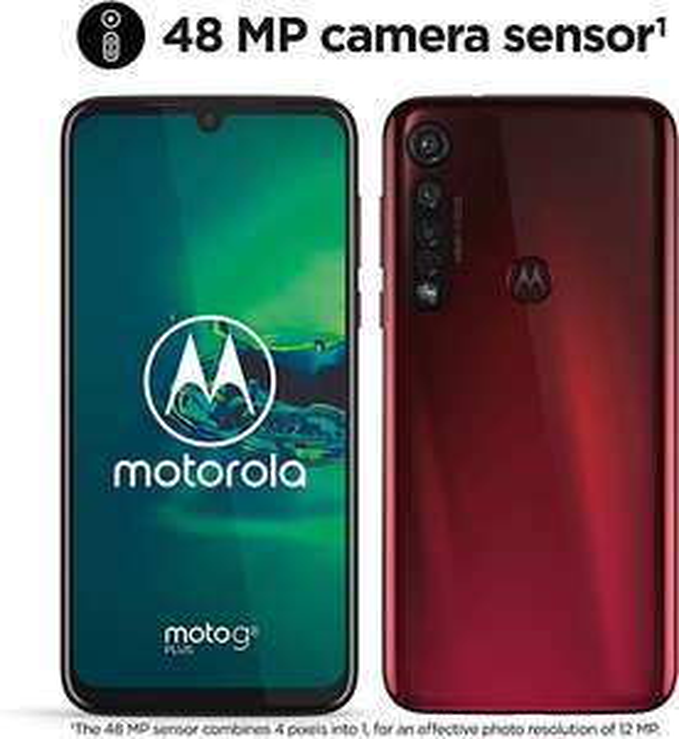 Motorola Moto G8 Plus Dual-SIM