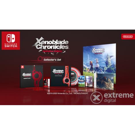 [extremeDigital] Xenoblade Chronicles Definitive Edition Switch um 102€ inkl. Versand statt (149€)