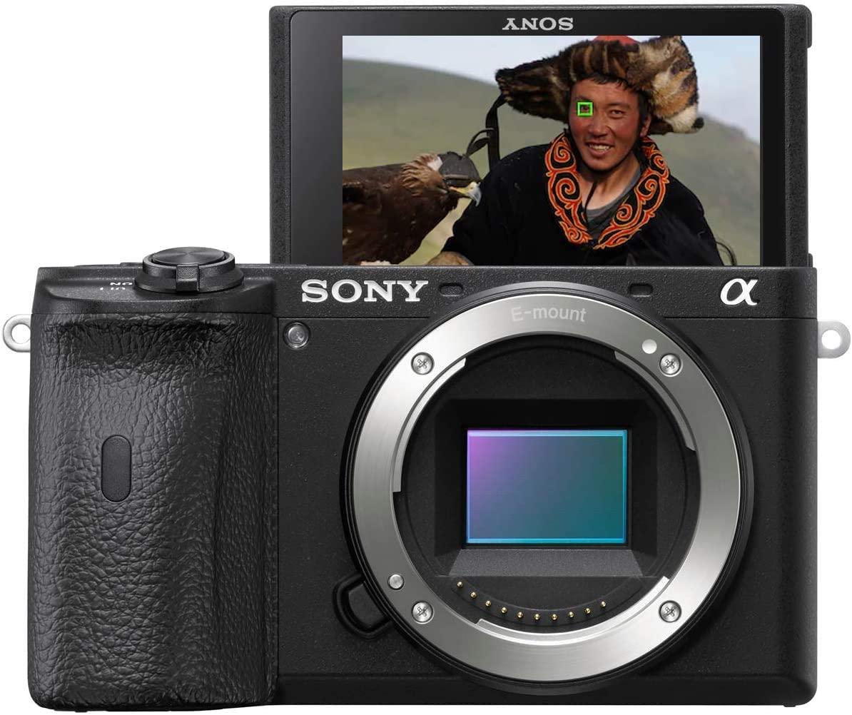 Sony A6600 zum neuen Bestpreis (Achtung: Kreditkarte nötig!)