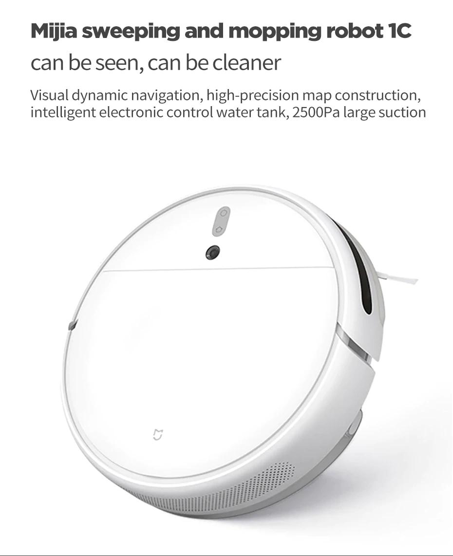 Xiaomi Mijia 1C Staubsauger-Roboter