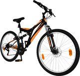 @Möbelix Mountainbike Rössler Capricorn Full-Mtb | Shimano Tourney 18-Gang | 26 Zoll Felgen