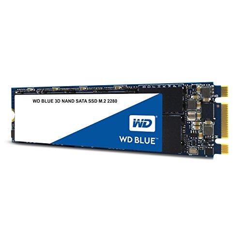 Western Digital WD Blue, 500GB M.2 SSD