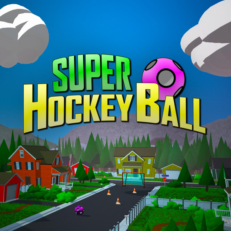 Super HockeyBall VR (PC) gratis auf itch.io Oculus/Windows Mixed Reality