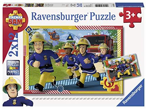 """Preisjäger Junior: Puzzle """"Feuerwehrmann Sam und sein Team"""""""