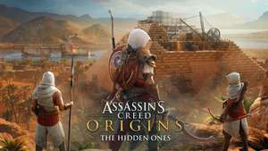 Assassin's Creed Origins - Gold Edition u. Free Weekend