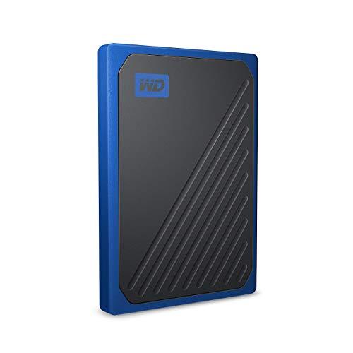 WD My Passport Go Portable, 500GB SSD
