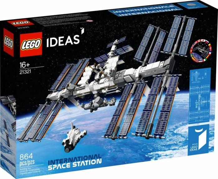 [LEGO] LEGO Ideas - Internationale Raumstation (21321) um 69,99€