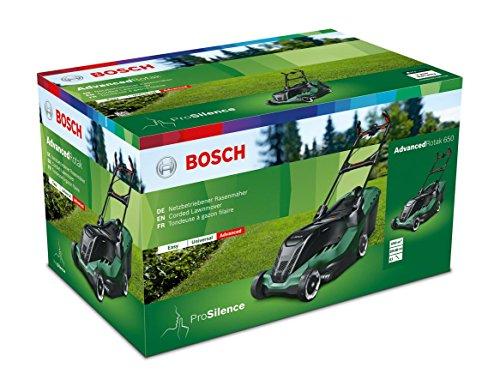 [Amazon] Bosch Rasenmäher AdvancedRotak 650 um nur 160,33€
