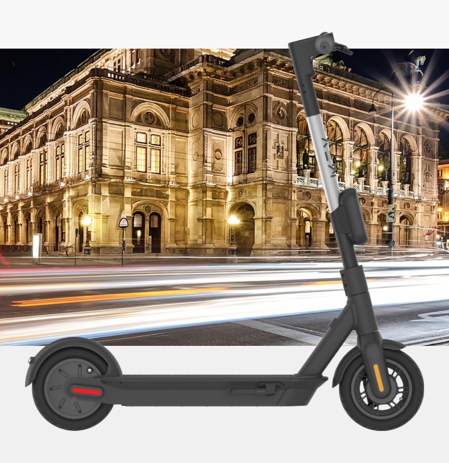 2€ Guthaben für Scooter Fahrt