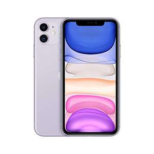 Apple iPhone 11, 256GB, violett
