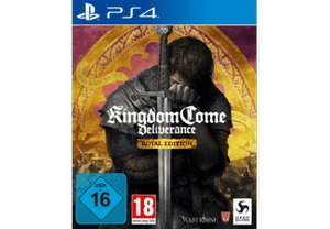 PS4 Kingdom Come Deliverance Royal Edition