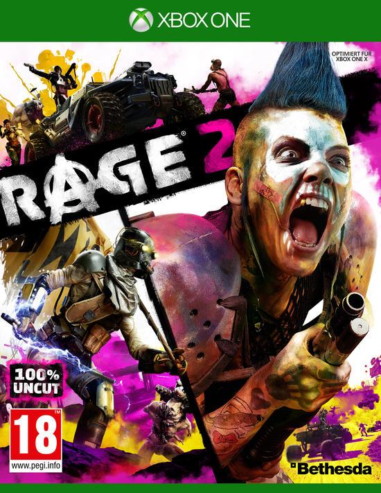 Rage 2 (XBOXOne) bei Gamestop