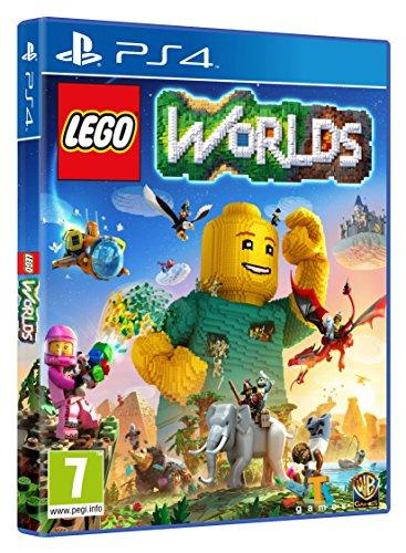 Lego Worlds für PlayStation 4