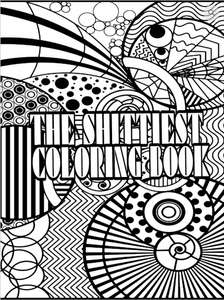 The shittiest Coloring Book