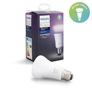 Philips Hue White & Color Ambiance E27, 3. Generation