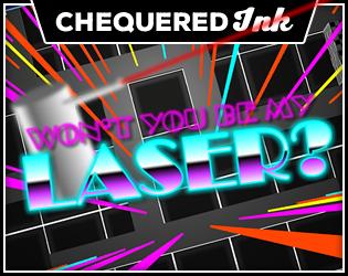 Won't You Be My Laser (PC) gratis auf itch.io