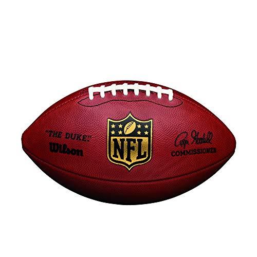 """Wilson Football Game Ball """"The Duke"""""""