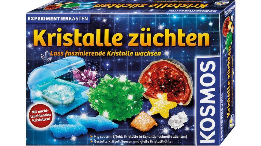 KOSMOS - Experimentierkasten - Kristalle züchten