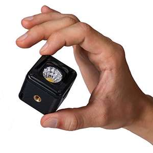 Rollei Lumen Solo - LED Foto / Video-Leuchte