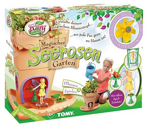 My Fairy Garden Spielzeugset, Magischer Seerosen-Garten für Kinder ab 4 Jahre